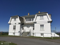 Reykjavík: a Höfdi palota