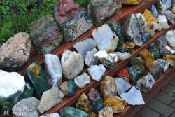 Petra néni kőgyűjteménye Stödvarfjördurban – részlet