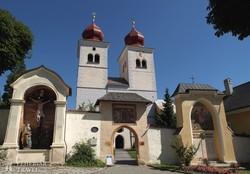 Millstatt: a bencés kolostor bejárata