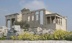 az Erechteion az Akropoliszon