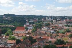 a régi Vilnius