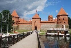 Trakai várkastélya