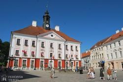 városháza Tartuban