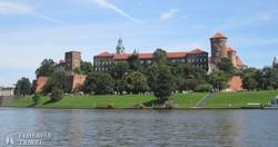 a Wawel épületegyüttese Krakkóban