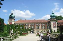 Łańcut kastélya – a Potocki család egykori rezidenciája