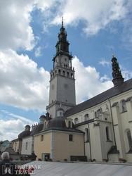 a Jasna Górai-i pálos kolostor temploma Częstochowában