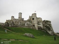 Ogrodzieniec – Lengyelország egyik leglátványosabb várromja