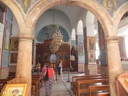 Madaba: a Szent György-templom