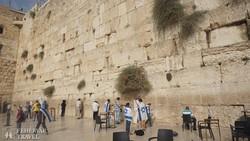 a Siratófal Jeruzsálemben – részlet