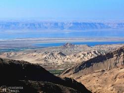 útban a Holt-tenger felé