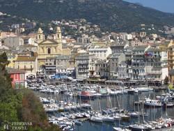 Bastia – a régi kikötő