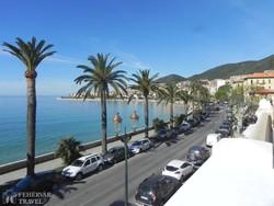 Ajaccio tengerpartja