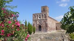 Tergu román stílusú temploma