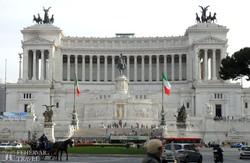 a II. Viktor Emánuel emlékmű Rómában