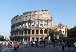 Róma: a Colosseum