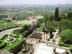 Tivoli – a Villa d'Este parkja