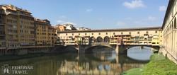 a Ponte Vecchio Firenzében