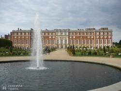 VIII. Henrik nagyszerű kastélya, a Hampton Court