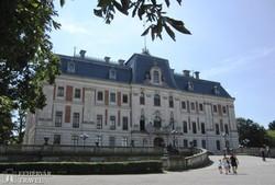 Pszczyna barokk kastélya