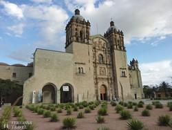 Oaxaca – a Szent Domonkos–templom