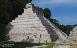 Palenque – maja romok az esőerdőben (részlet)