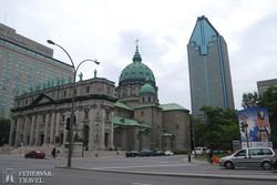 Montreal katedrálisa – megdöbbentő a hasonlóság a római Szent Péter bazilikával