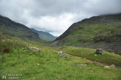 Snowdon fenséges hegyvonulatai