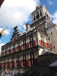 a delfti városháza