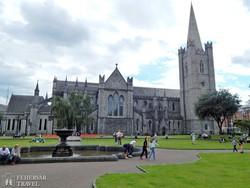 Dublin – a Szent Patrik katedrális