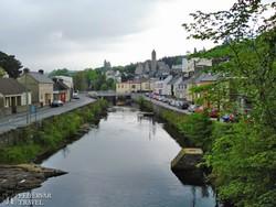 folyóparti hangulat Sligóban