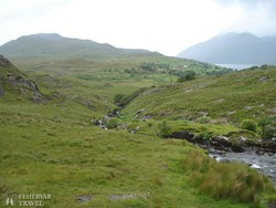 Connemara vidéke - az ír vadnyugat