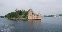 1000 sziget: a Boldt kastély egyik épülete