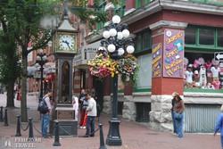 Vancouver: a híres gőzóra