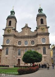 St. Gallen katedrálisa
