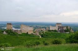 Chateau-Gaillard – Oroszlánszívű Richárd vára a Szajna felett