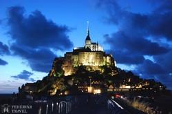 Mont-Saint-Michel alkonyatkor