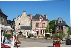 Rochefort-en-Terre – utcarészlet