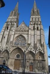 Bayeux gótikus katedrálisa