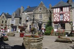 Rochfort-en-Terre, Franciaország egyik legszebb faluja