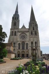 Chartres székesegyháza