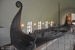 Oslo: a Viking Hajók Múzeuma – részlet