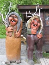 vidám norvég trollok