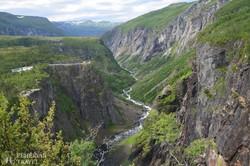 a festői Mabödal-kanyon