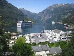 a Geiranger-fjord, a fjordok fjordja