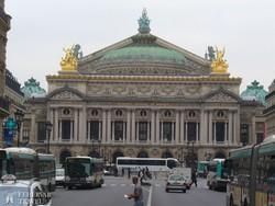 a híres párizsi Operaház