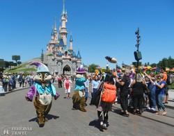 Disneyland – találkozás a mesehősökkel