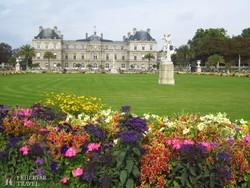 a Luxembourg-kert és palota