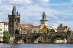 Prága jelképe: a Károly híd