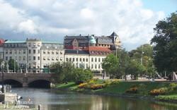 Göteborg XIX. század végi házai