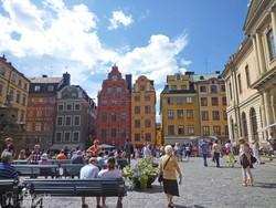 Stockholm főtere, a Stortorget